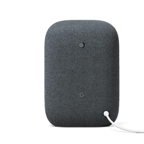 Nest Audio Home Speaker in Charcoal Product Image (Secondary Image 4)