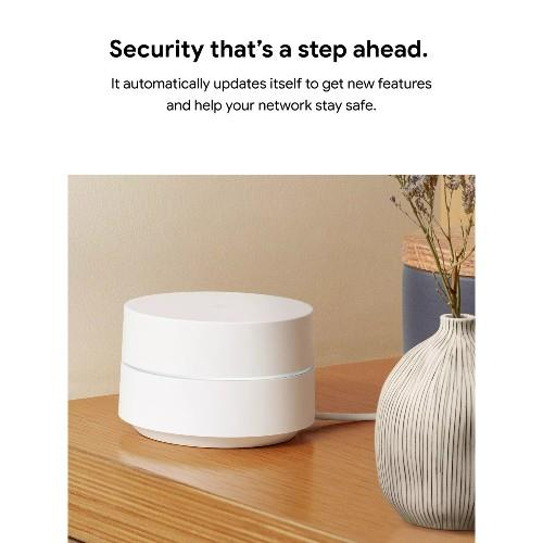 DS GOOGLE WIFI 2021 - 3 PACK Product Image (Secondary Image 3)