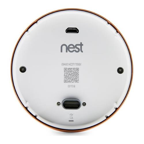 Nest Learning Thermostat in Copper Product Image (Secondary Image 5)