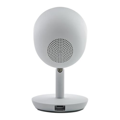 Nest Cam IQ Indoor Security Camera in White Product Image (Secondary Image 6)