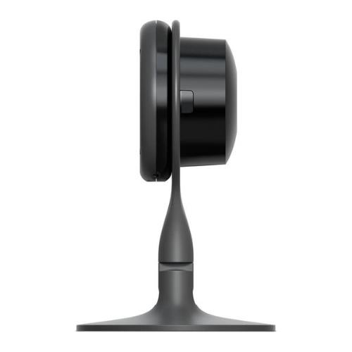 Nest Cam Indoor Security Camera in Black Product Image (Secondary Image 1)