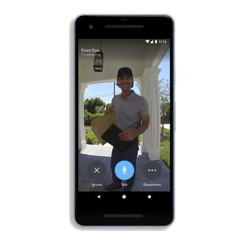 Nest Hello Doorbell Product Image (Secondary Image 4)