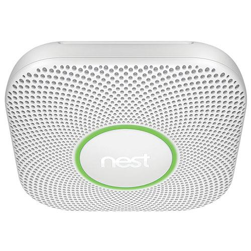 Nest Protect Smoke Alarm Wired Version Product Image (Primary)