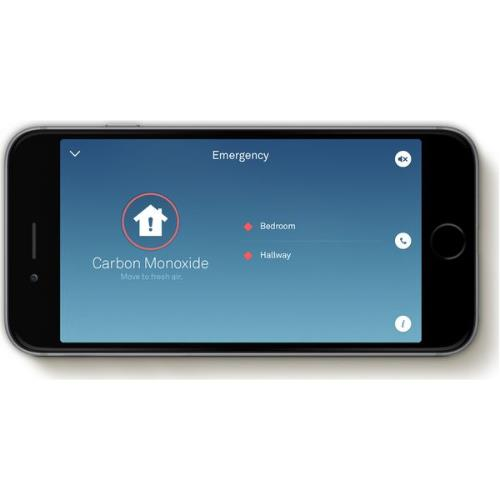 Nest Protect Smoke Alarm Wired Version Product Image (Secondary Image 3)