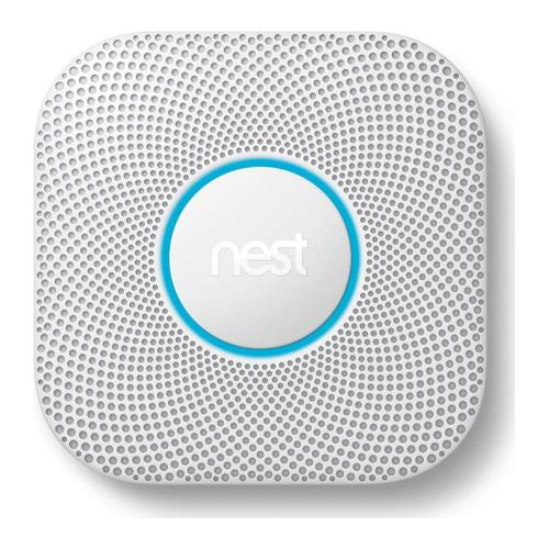 Nest Protect Smoke Alarm Battery Version 3 Pack Product Image (Secondary Image 1)