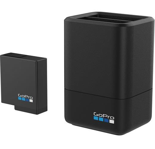 Dual Battery Charger + Battery for GoPro HERO5 Black  Product Image (Primary)