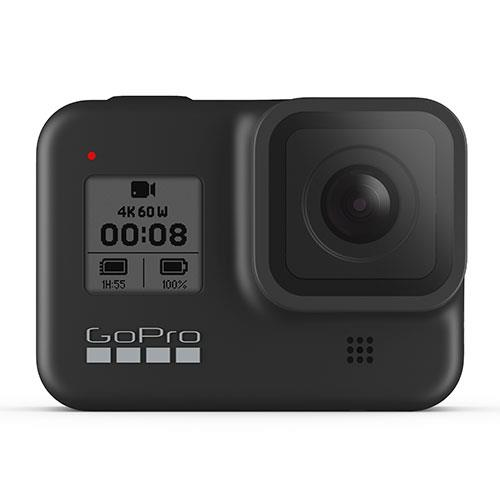HERO8 Black Action Camera Product Image (Primary)