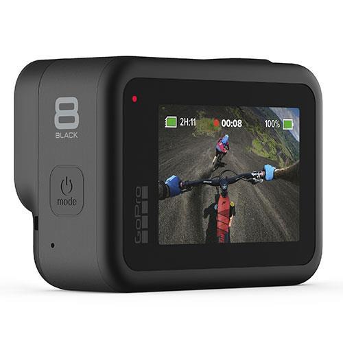 HERO8 Black Action Camera Product Image (Secondary Image 1)