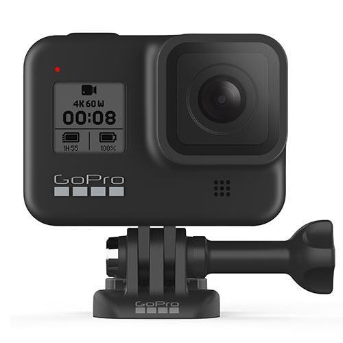 HERO8 Black Action Camera Product Image (Secondary Image 3)