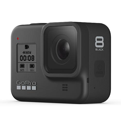 HERO8 Black Action Camera Product Image (Secondary Image 4)