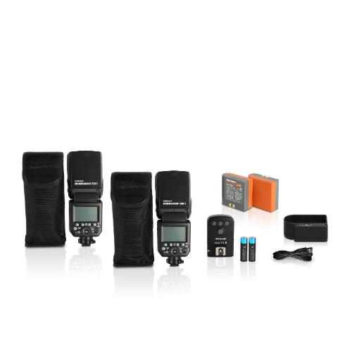MODUS 600RT II Pro Kit Nikon Product Image (Primary)