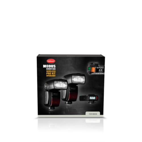 MODUS 600RT II Pro Kit Nikon Product Image (Secondary Image 5)