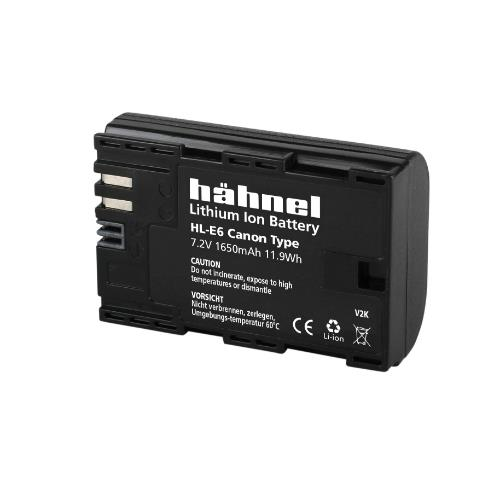 HL-E6 Li-ion Battery (Canon LP-E6)  Product Image (Secondary Image 1)