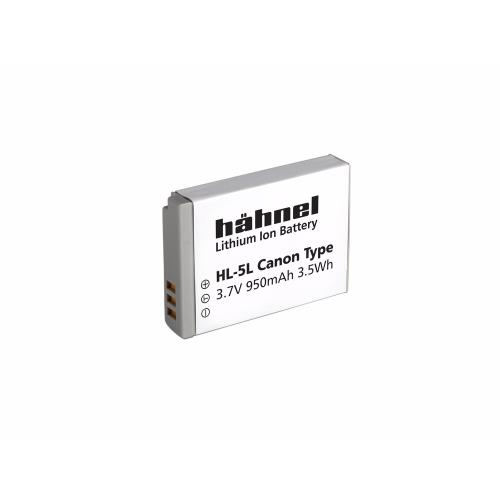 HL-5L Battery (Canon NB-5L) Product Image (Primary)