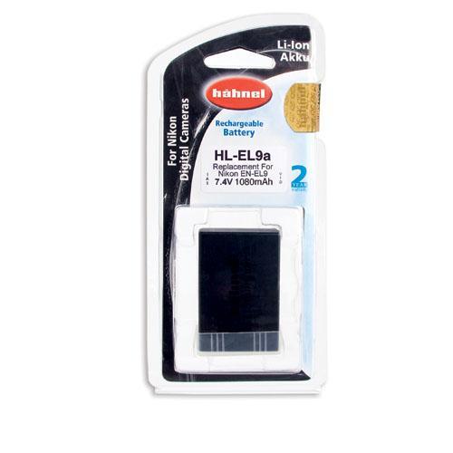 HL-EL9a Battery for Nikon EN-EL9a Product Image (Secondary Image 1)