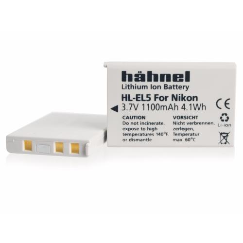 HL-EL5 Battery (Nikon EN-EL5) Product Image (Primary)