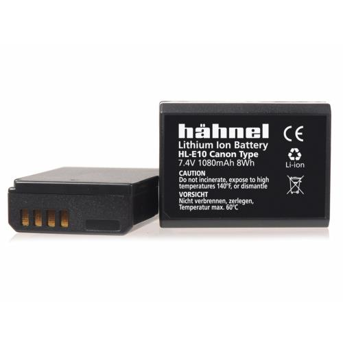 HL-E10 Battery - Canon LP-E10 Fit Product Image (Primary)