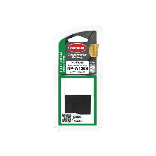 HL-F126S Battery (Fujifilm NP-W126S) Product Image (Secondary Image 1)