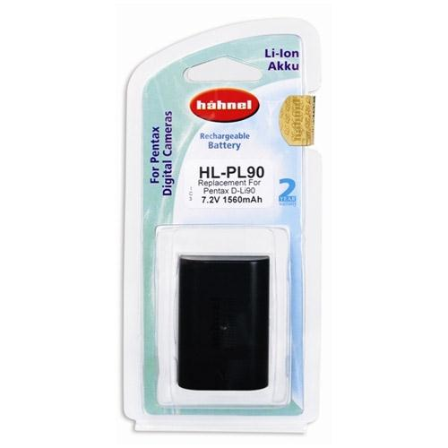 HAHNEL D-LI90 LI-ION BATTERY Product Image (Secondary Image 1)