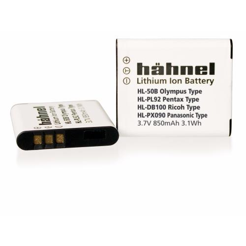 HL-50B Li-ion Battery for Olympus LI-50B Product Image (Primary)