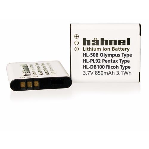 HL-PL92 Li-ion Battery for Pentax D-Li92 Product Image (Primary)