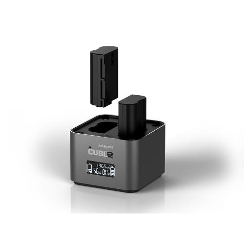 Hahnel proCube 2 Charger Nikon Product Image (Secondary Image 1)
