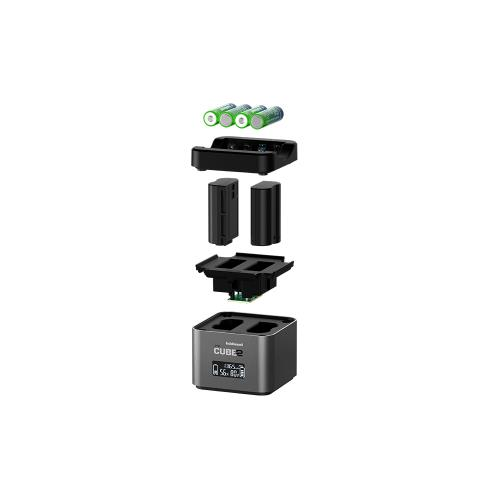 Hahnel proCube 2 Charger Nikon Product Image (Secondary Image 3)