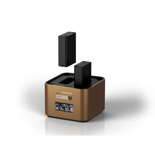 Hah proCube 2 Charger Olympus Product Image (Secondary Image 1)
