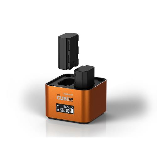 Hahnel proCube 2 Charger Sony Product Image (Secondary Image 1)
