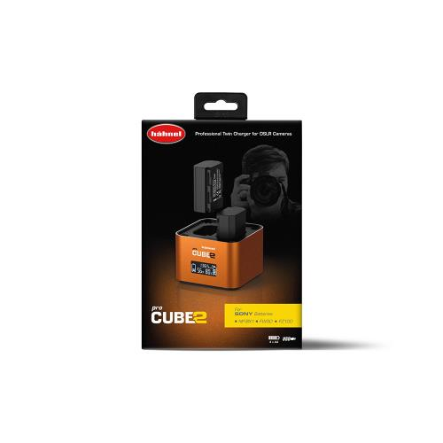 Hahnel proCube 2 Charger Sony Product Image (Secondary Image 5)