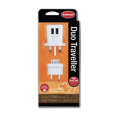 HAHNEL DUO TRAVELLER Product Image (Primary)