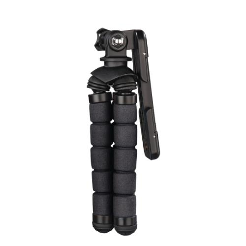Hama MINI TRIPOD FLEX S. Black Product Image (Secondary Image 2)