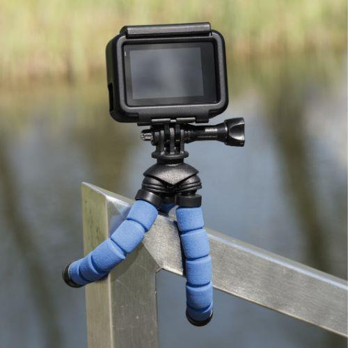 HAMA MINI TRIPOD FLEX S. Blue Product Image (Secondary Image 5)