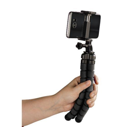 HAMA TRIPOD FLEX S. Black Product Image (Secondary Image 4)