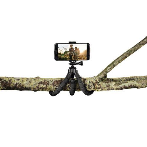 HAMA TRIPOD FLEX S. Black Product Image (Secondary Image 5)