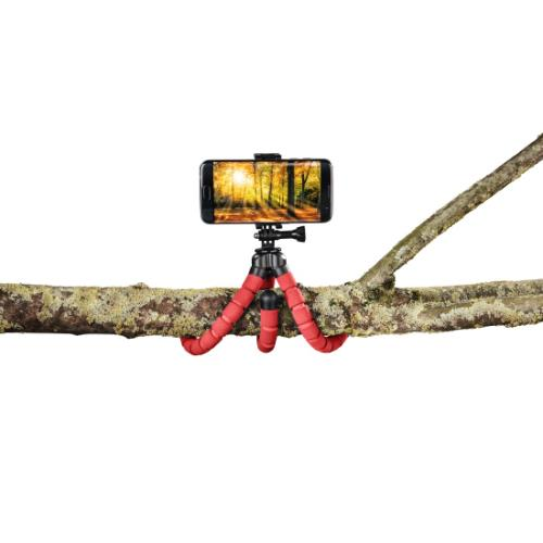 HAMA TRIPOD FLEX S. Red Product Image (Secondary Image 7)