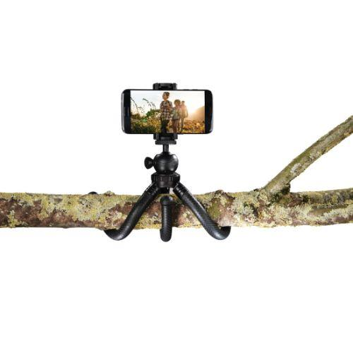 HAMA FlexPro Black 27cm Tripod Product Image (Secondary Image 9)