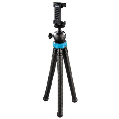 HAMA FlexPro Blue 27cm Tripod Product Image (Primary)