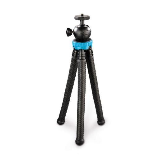HAMA FlexPro Blue 27cm Tripod Product Image (Secondary Image 1)