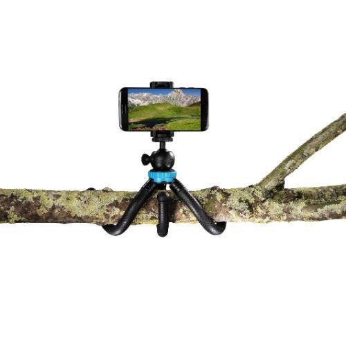 HAMA FlexPro Blue 27cm Tripod Product Image (Secondary Image 5)