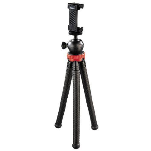 HAMA Flexpro Red 27cm Tripod. Product Image (Primary)