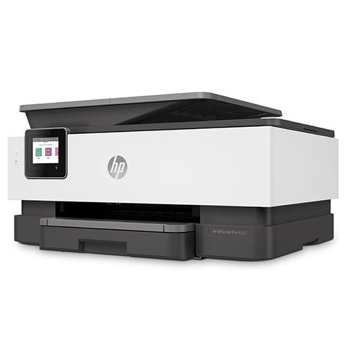 HP OfficeJet 8022 All-in-One Printer Product Image (Secondary Image 1)