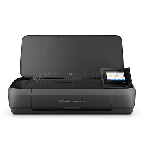 OfficeJet 250 Mobile All-in-One Printer Product Image (Primary)
