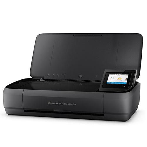 OfficeJet 250 Mobile All-in-One Printer Product Image (Secondary Image 1)