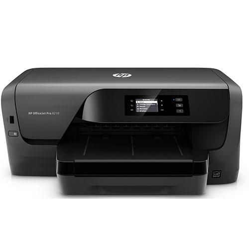 HP OfficeJet Pro 8210 Printer Product Image (Primary)