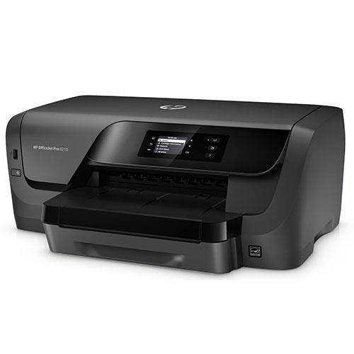 HP OfficeJet Pro 8210 Printer Product Image (Secondary Image 1)