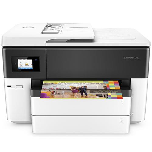 OfficeJet Pro 7740 A3 All-in-One Printer Product Image (Primary)