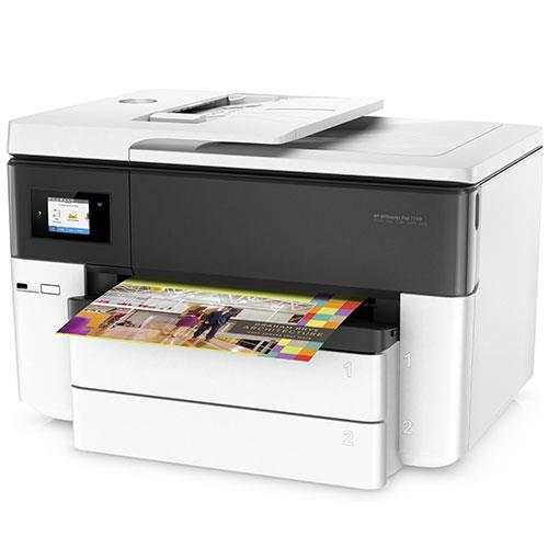 OfficeJet Pro 7740 A3 All-in-One Printer Product Image (Secondary Image 1)