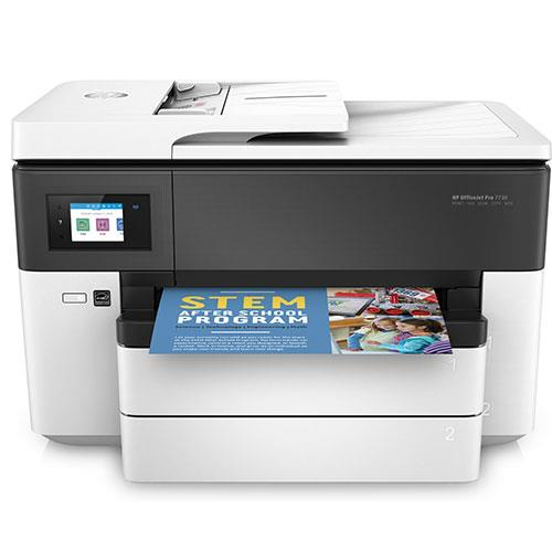 OfficeJet Pro 7730 Wide Format All-in-One Printer Product Image (Primary)