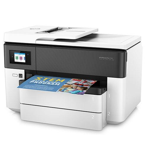 OfficeJet Pro 7730 Wide Format All-in-One Printer Product Image (Secondary Image 1)